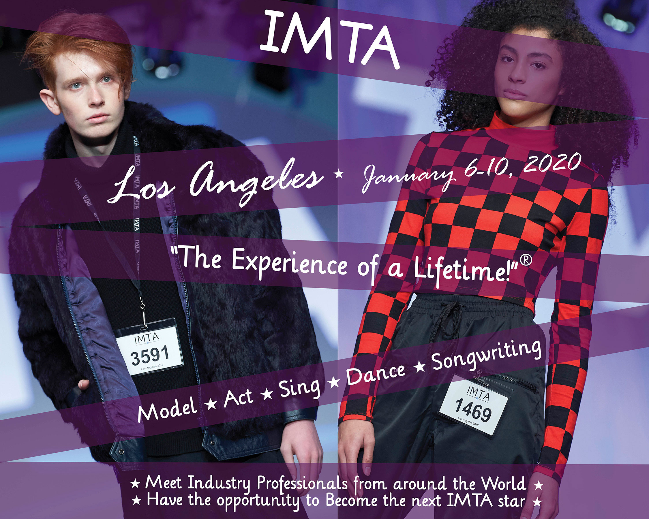 IMTA: Local Model and Talent Seaches for the International Modeling