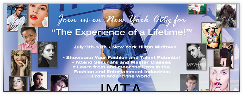 IMTA: The International Modeling & Talent Association New York 2017 Convention