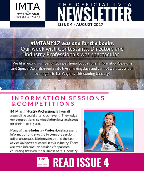 IMTA August 2017 Newsletter Issue 4